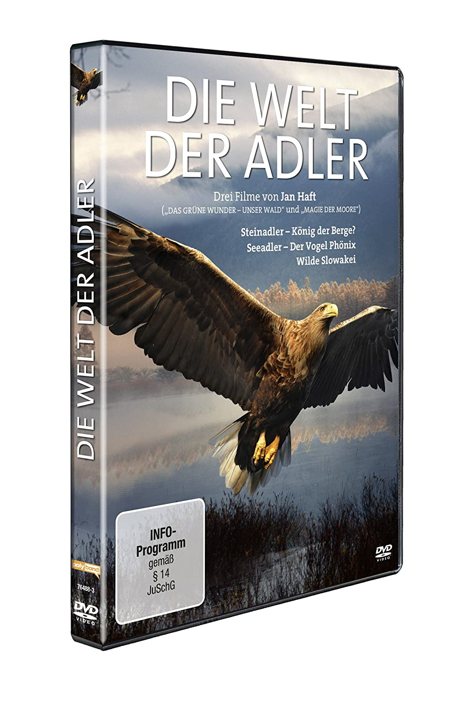 Die Welt der Adler: Amazon.de: Jan Haft: DVD & Blu-ray