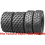 Yamaha Grizzly 300 Beartracker 250 ATV front tires set 22x7-10 22x7x10