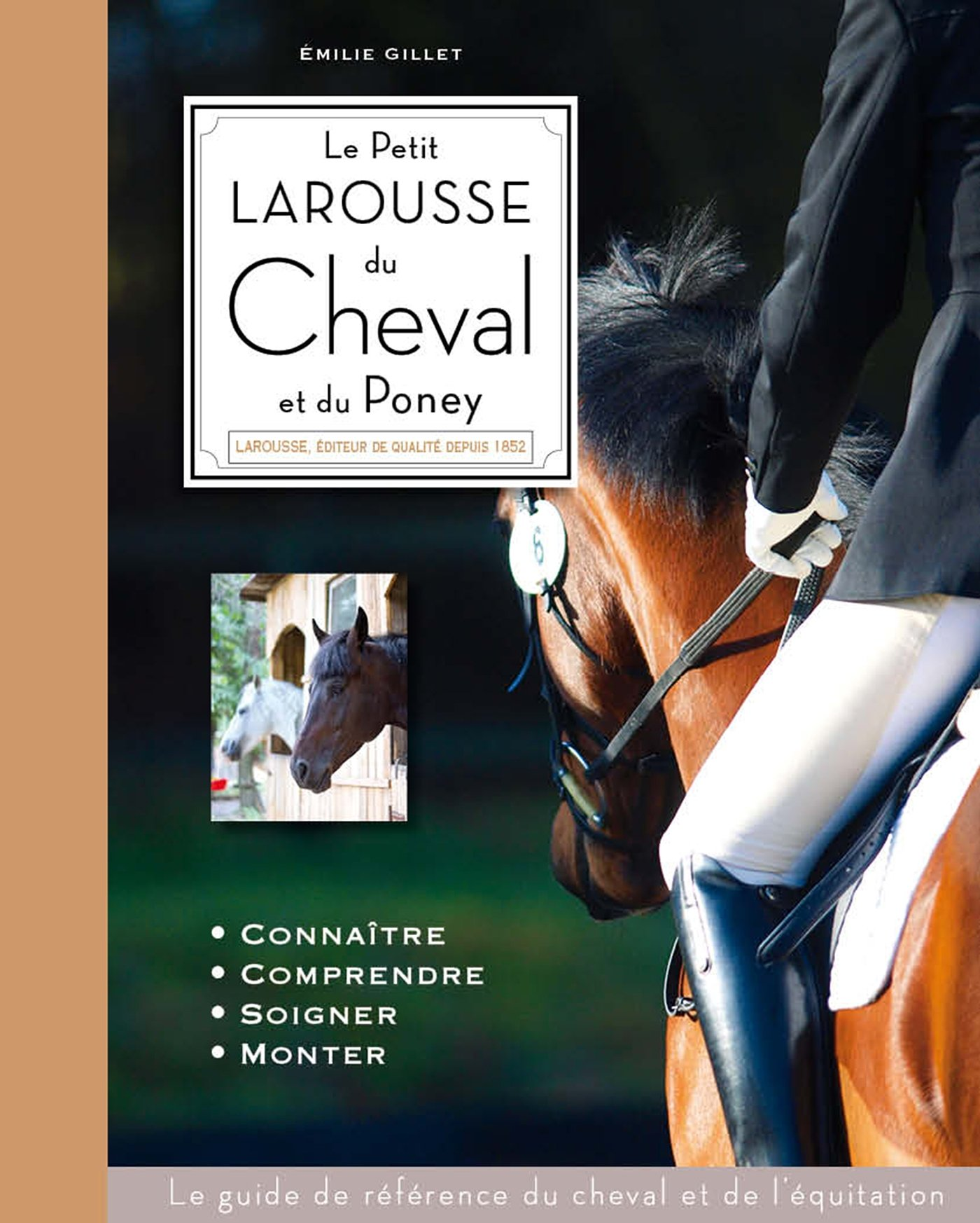 encyclopedie larousse du cheval et du poney
