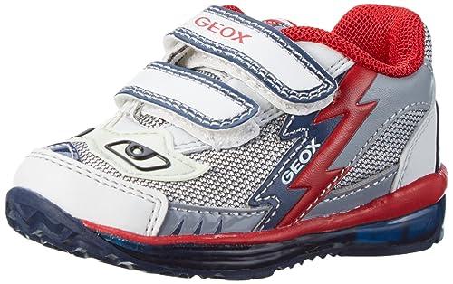 Geox B Todo Boy A, Botines de Senderismo Bebé-para Niños: Amazon.es: Zapatos y complementos