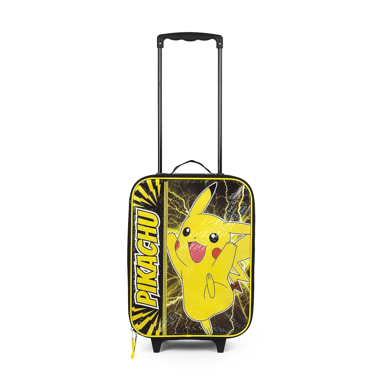 Pikachu Suitcase Luggage Tag Pokemon Yellow Pilot Case Kids 1500x1500