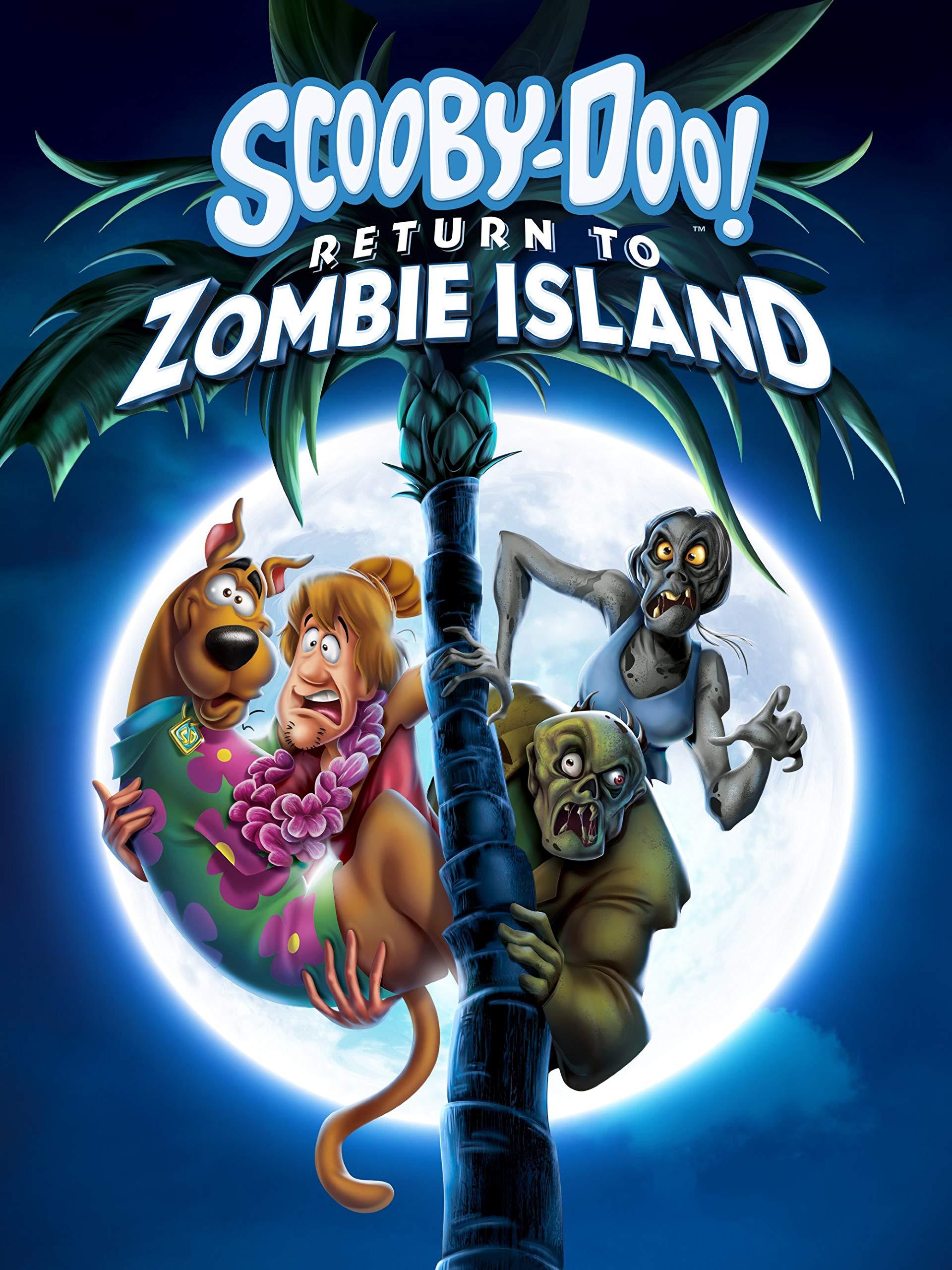Watch Scooby Doo Return To Zombie Island Prime Video