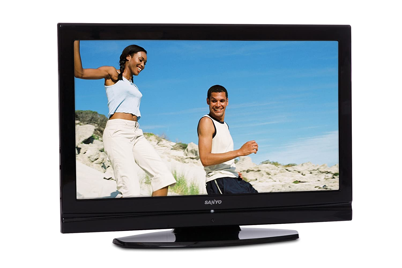 Sanyo CE26LD90-B 26 Inch HD Ready LCD TV with Digital Tuner: Amazon ...