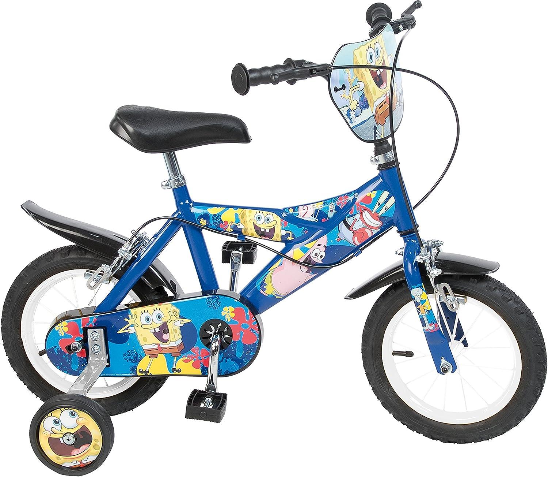 TOIMSA Bob Esponja - Bicicleta de 12