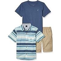 Nautica Sets (KHQ) Boys' Shirt Shorts Set