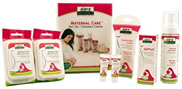 Aleva Naturals Maternal Care Essentials Kit
