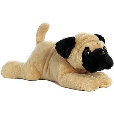 """Aurora - Flopsie - 12"""" Pug-Ger: Toys & Games"""