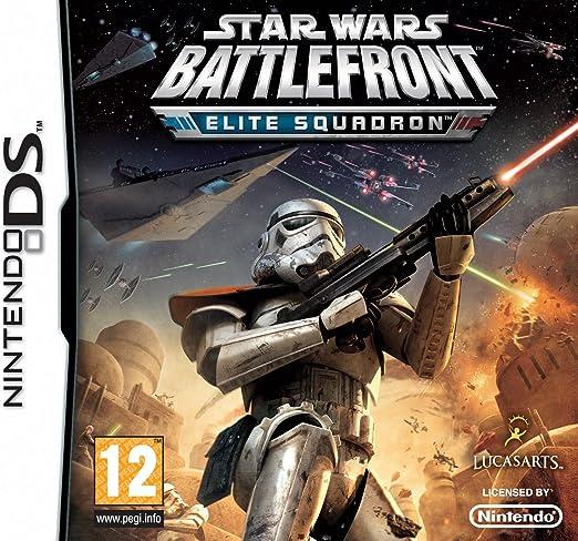 Star Wars Battlefront: Elite Squadron (Nintendo DS) [Importación ...