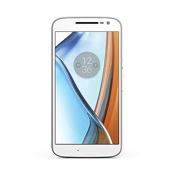motorola g4. motorola moto g4 16gb dual sim-free smartphone - white