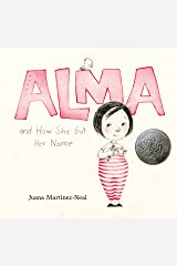 Alma and How She Got Her Name Hardcover