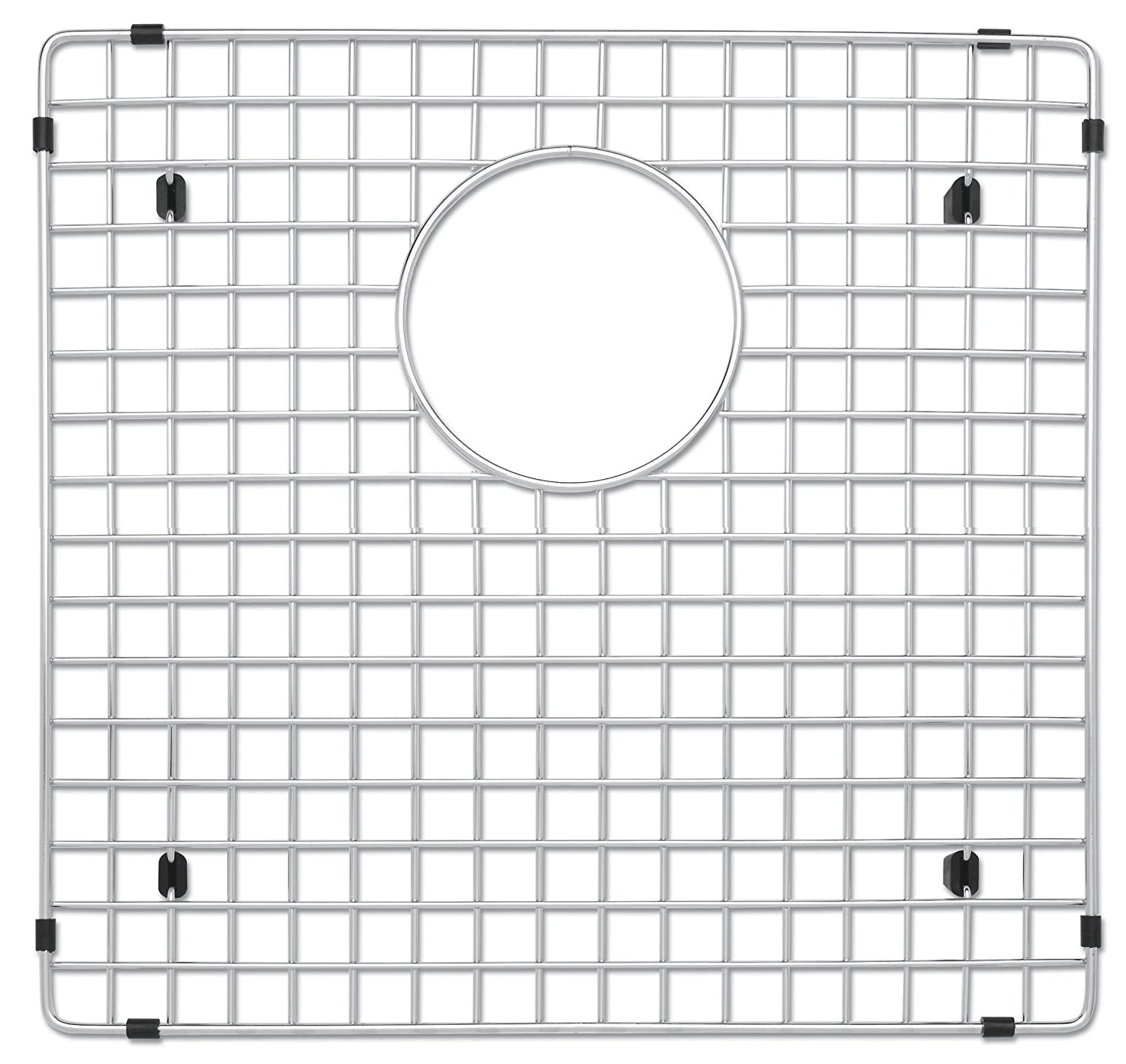Fits Precision and Precision 10 1-3//4 Bowl left bowl Blanco 223190 Stainless Steel Sink Grid Stainless Steel