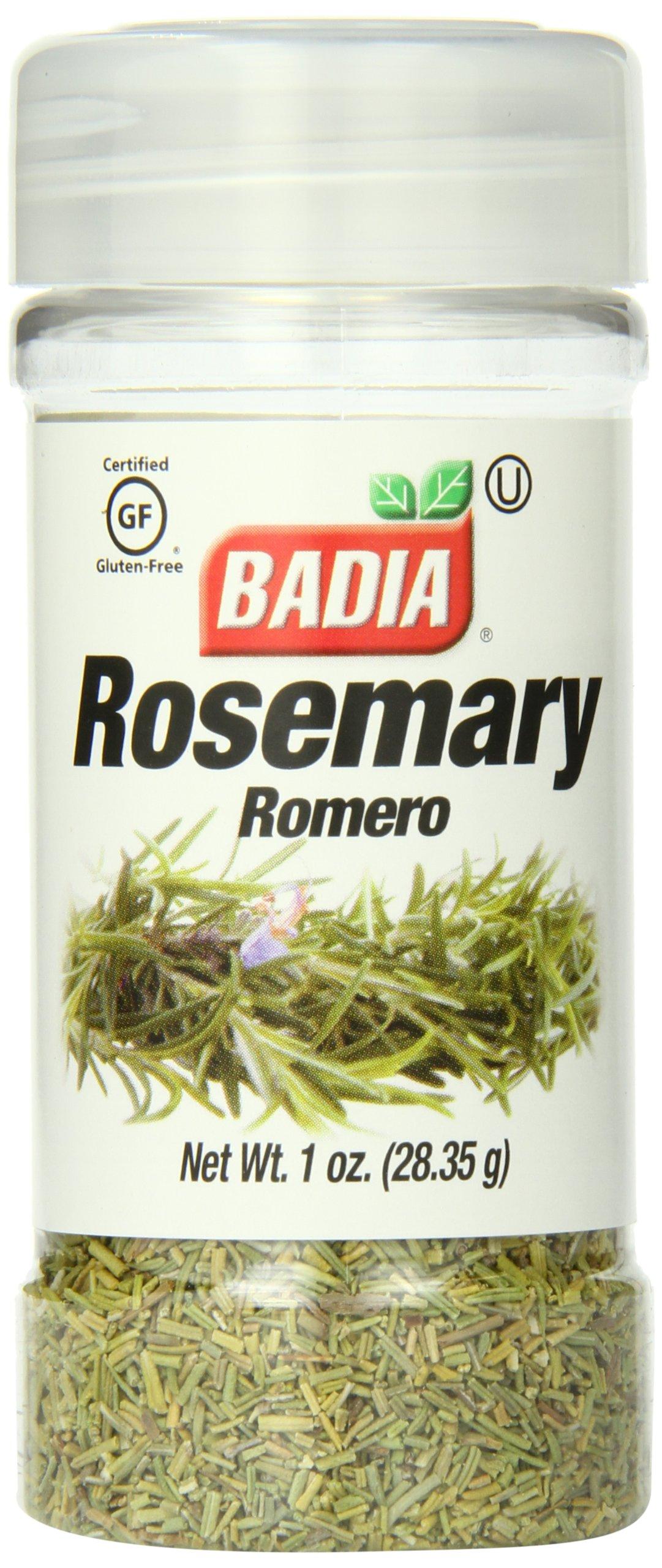 Badia Rosemary Leaves, 1 Ounce (Pack of 12)
