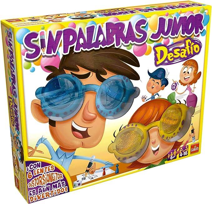 Goliath-Sin Palabras Junior Desafío 70073, Multicolor: Amazon.es ...