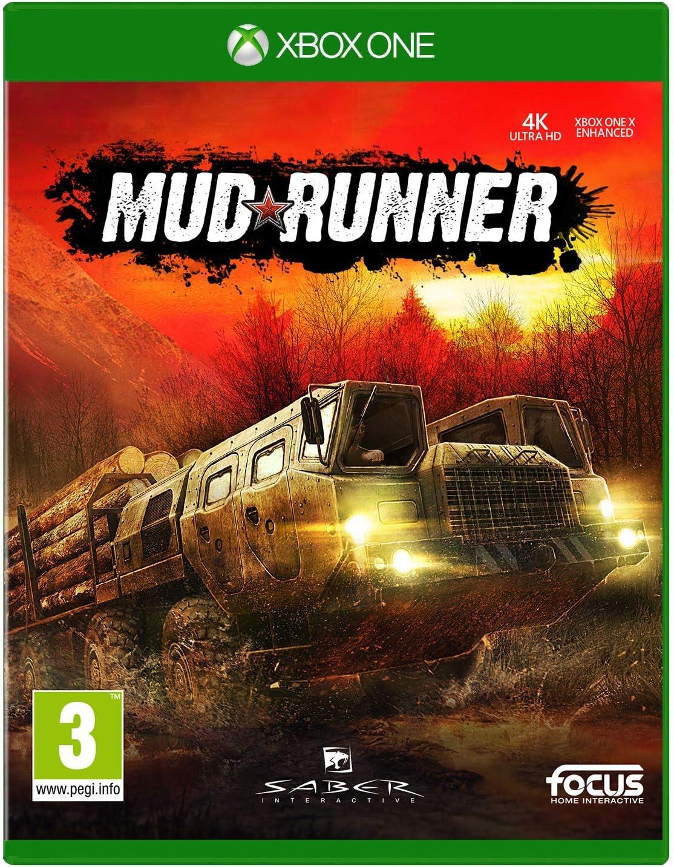 Spintires: Mudrunner - Xbox One [Importación inglesa]: Amazon.es ...