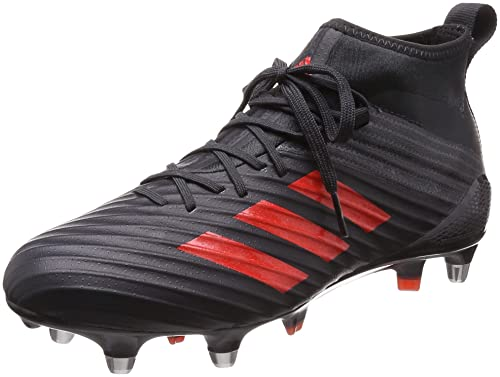 Adidas Predator Flare (SG), Zapatillas de fútbol Americano para Hombre, (Marsua/Roalre/Talco 000), 42 EU: Amazon.es: Zapatos y complementos