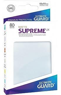 Ultimate Guard Supreme UX Sleeves Japonais Taille mat bleu 60