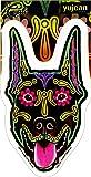 "Cali's Doberman, Officially Licensed Original Artwork, 3.4"" x 5.75"" - Sticker DECAL"