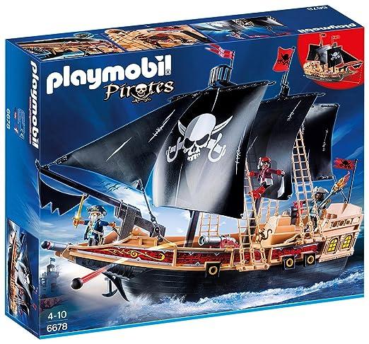 56 opinioni per Playmobil 6678- Galeone dei Pirati