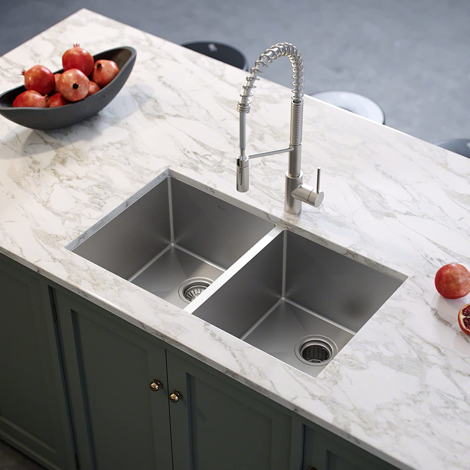 stainless steel farmhouse sink reviews