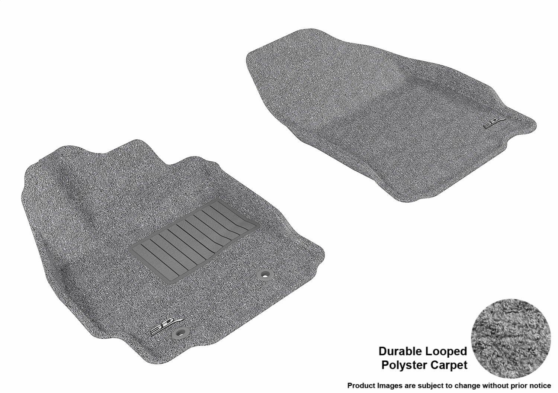 3D MAXpider Custom Fit Complete Floor Mat L1SC00412201