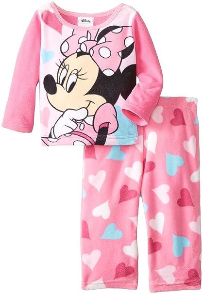 Disney - Ensemble de pyjama - Bébé (fille) 0 à 24 mois Multicolore Multicolore