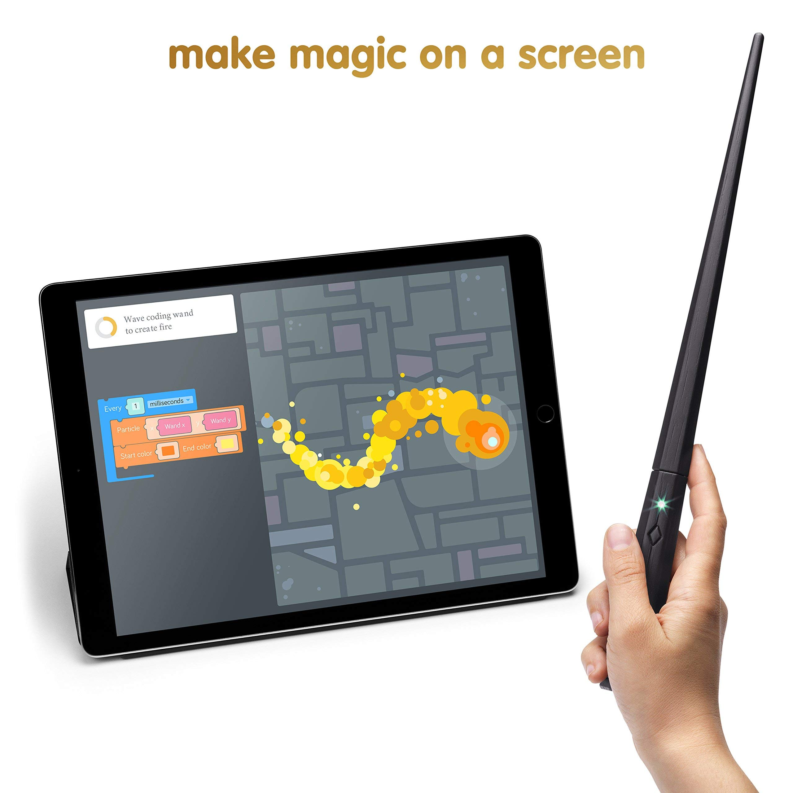 Kano Harry Potter Coding Kit - Build a Wand. Learn To Code. Make Magic. (Renewed) by Kano (Image #5)