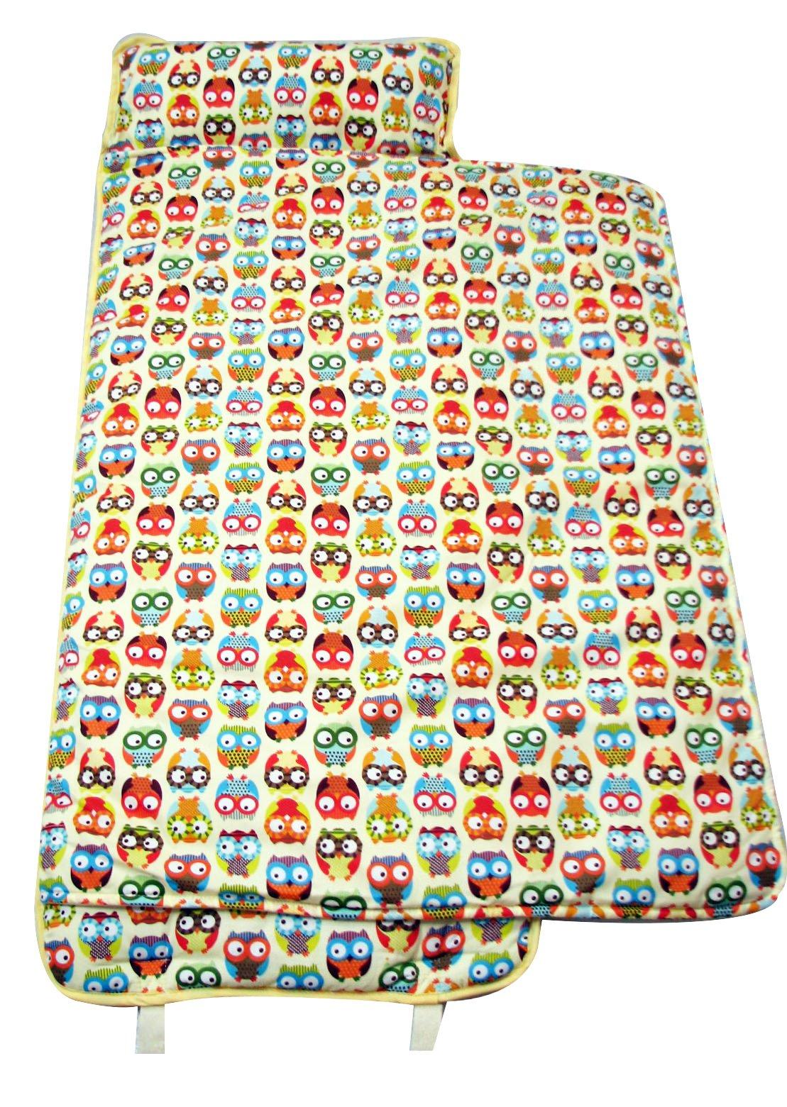 SoHo Nap Mat , Cutie Owls by Ellie and Luke (Image #1)