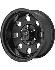 "American Racing AR172 Baja Satin Black Wheel (17x9""/5x127mm, -12mm offset)"