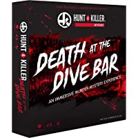 Hunt A Killer Death at The Dive Bar, Immersive Murder Mystery Game -Take on the Unsolved Case as an Independent…