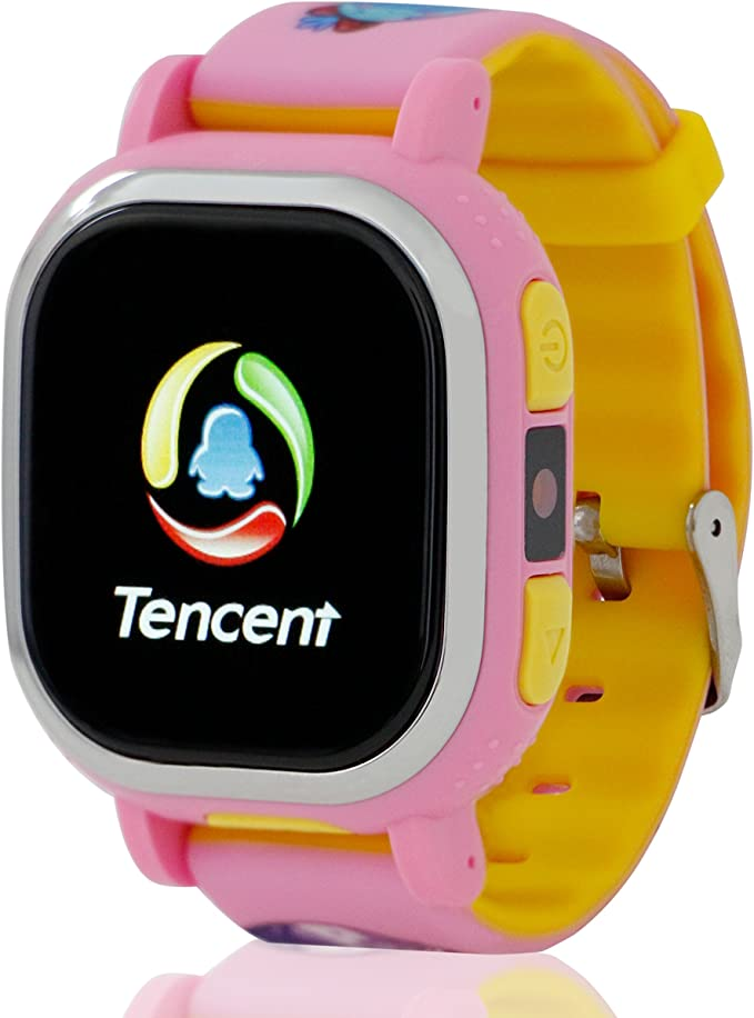 Smartwatch Niño, Tencent SIM Reloj Inteligente Niños con GPS ...