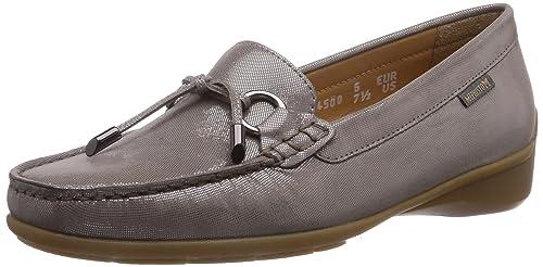 Mephisto NAOMI LIZ 2331 CAMEL - mocasines de cuero mujer: Amazon.es: Zapatos y complementos