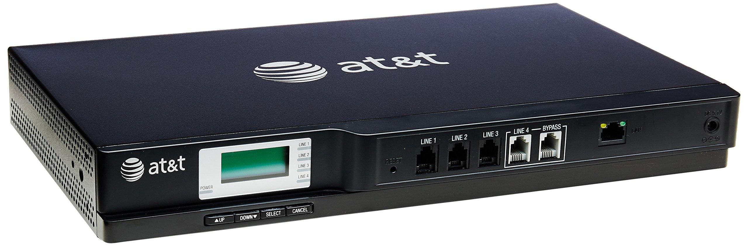AT&T SB35010 Syn248 Analog Gateway 4-Line Landline Telephone