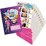 Beer Or Baby Belly Baby Shower Game - 10 A5 Photo Quiz Beer Belly Or Pregnant Belly Game Cards - Baby Shower Games Girl - Baby Shower Boy - Baby Games - Baby Shower Ganes - Pregnant Games For Girls