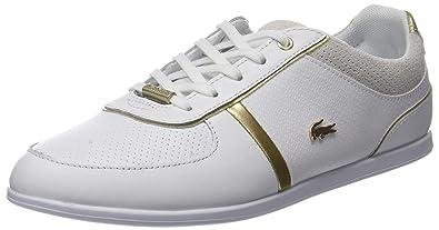 Chaussures De Sport Couche Carnaby Bl 1 Lacoste Blanc le1J55J3X