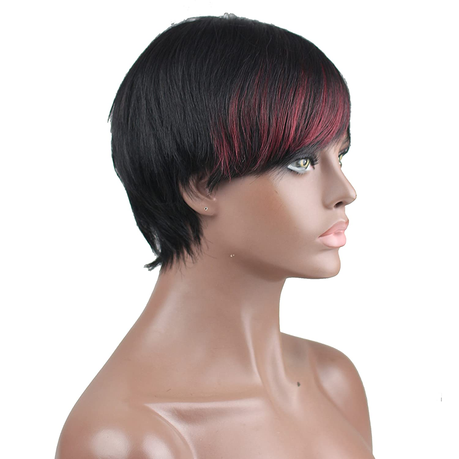 Natural Hair Style Wigs by stevesalt.us