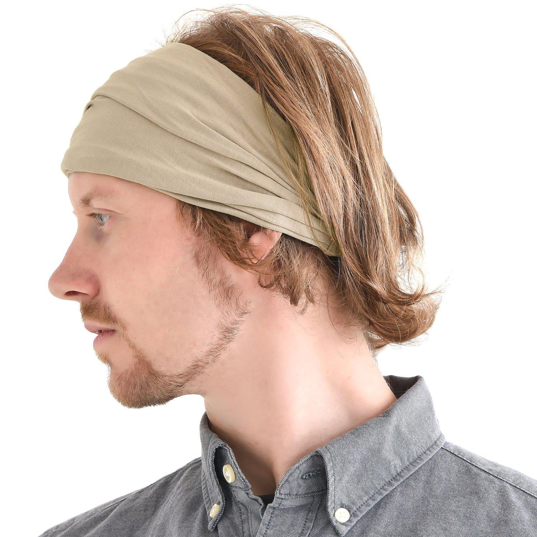 amazon com mens headband sweatband best for sports running