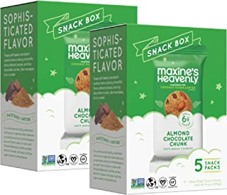 product image for Maxine's Heavenly - Almond Chocolate Chunk Cookies - Snack Pack (10 units)…