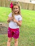 Cilucu Baby Girls Shorts Toddler Sequin Shorts