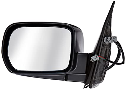 Amazoncom OE Replacement Acura MDX Driver Side Mirror Outside Rear - Acura mdx side mirror replacement