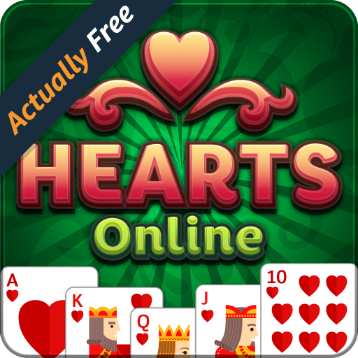 Hearts - Pinochle Card Game