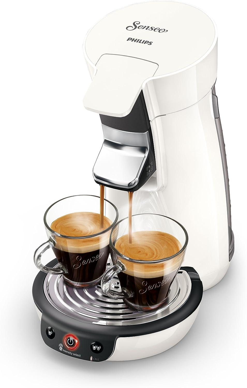 Senseo HD6563/00 Viva Cafe - Cafetera monodosis, 1450 W, 0.9 ...