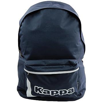 Kappa Veska Mochila Tipo Casual, 46 cm, 29 litros, Azul Marino: Amazon.es: Equipaje