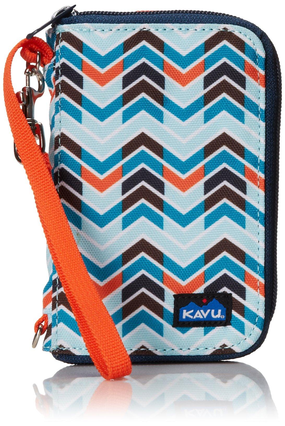 KAVU Women's Fast Kash Wallet