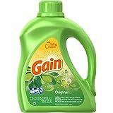 Gain HEC Original Liquid Laundry Detergent 64 Loads 100 Fluid Ounce
