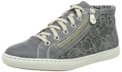 Rieker Damen L0912 High-Top