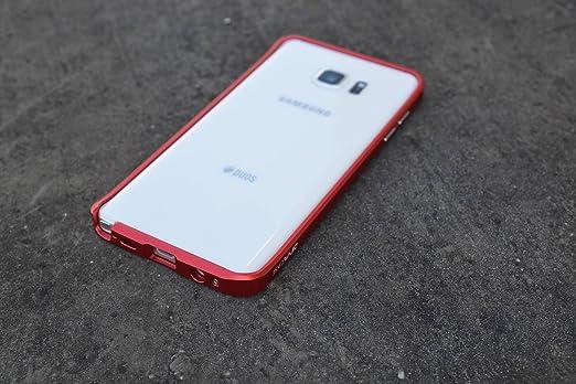 best service 75e23 6baf3 DevilCase Samsung Galaxy Note 5 Aluminum Bumper (Red)