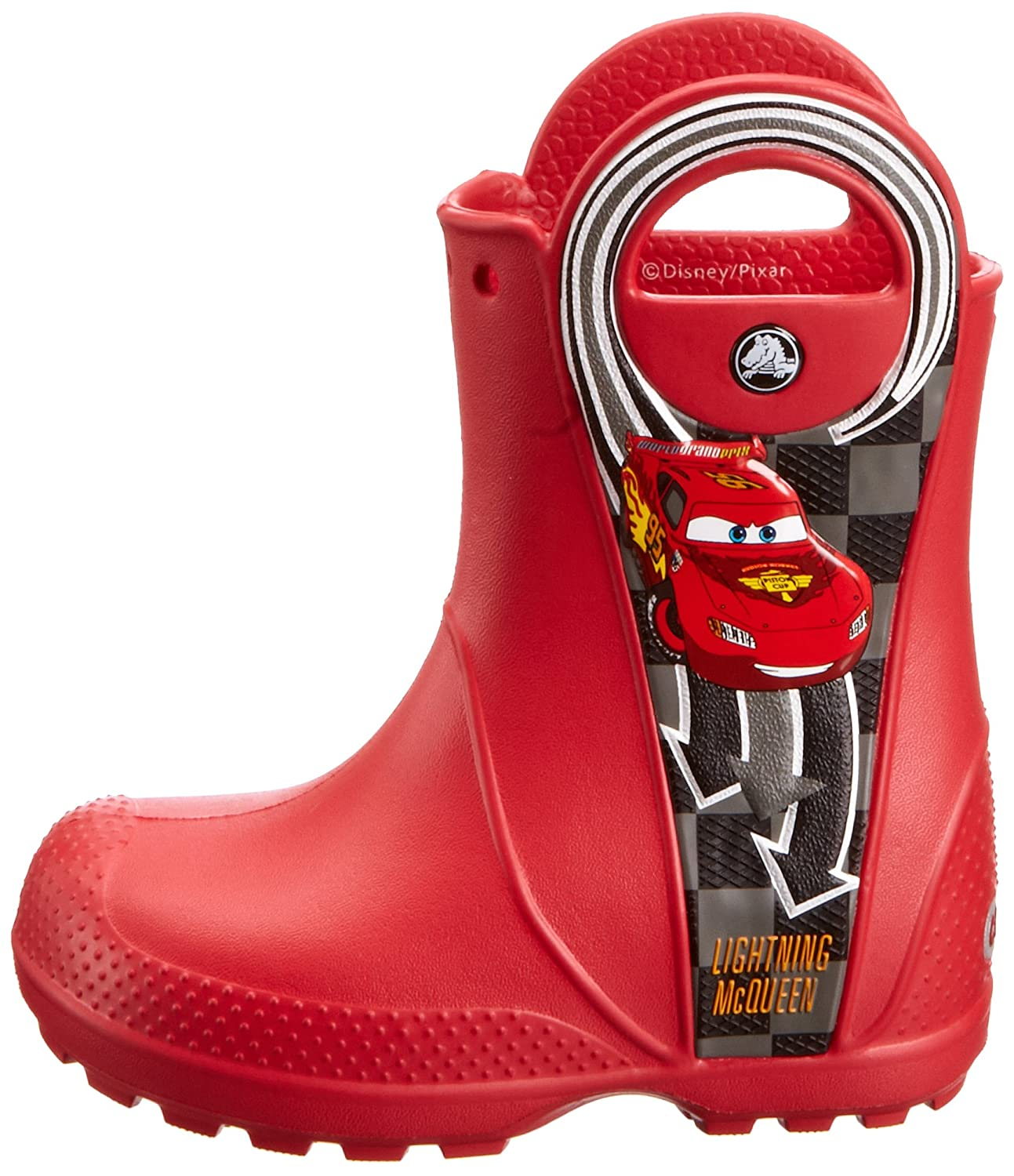 Toddler//Little Kid Crocs 14809 Hndle Mcqueen Boot