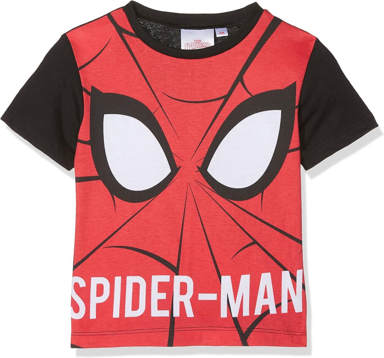 Marvel Spider-Man T-Shirt Bambino