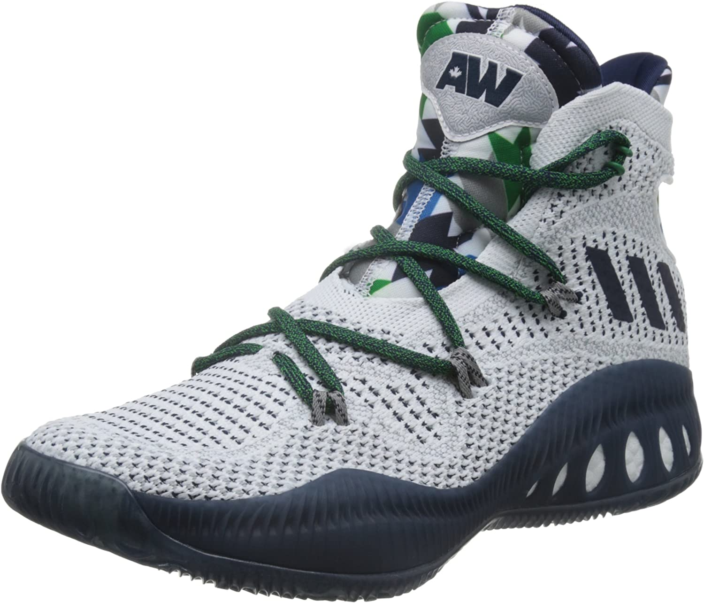 Crazy Explosive Basketballschuhe blau Adidas BB8345 10