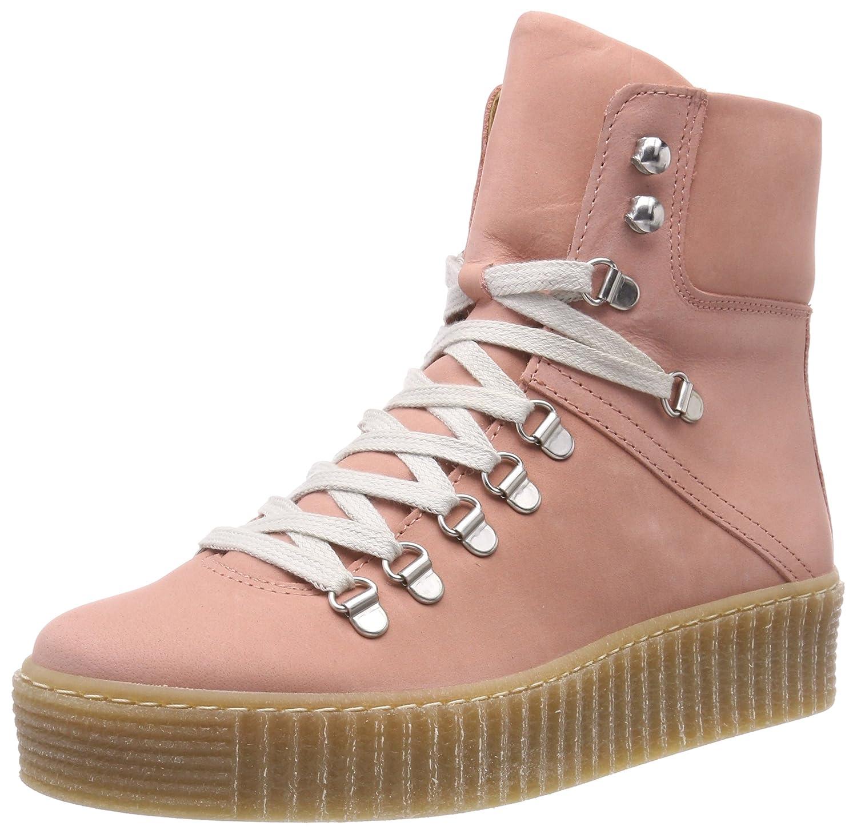 Schuhe The Bear Damen Agda N Stiefeletten Stiefeletten N Pink (Rose 191) 731f65